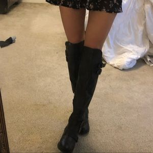 Dolce vita - Over the knee boots